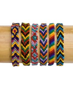 Guatemalan Friendship Bracelets