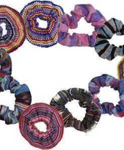 Guatemalan Hair Scrunchies