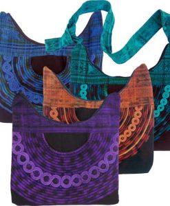 Canguro Woven Shoulder Bag
