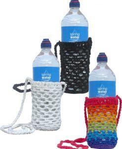 Cotton Water Bottle Holder