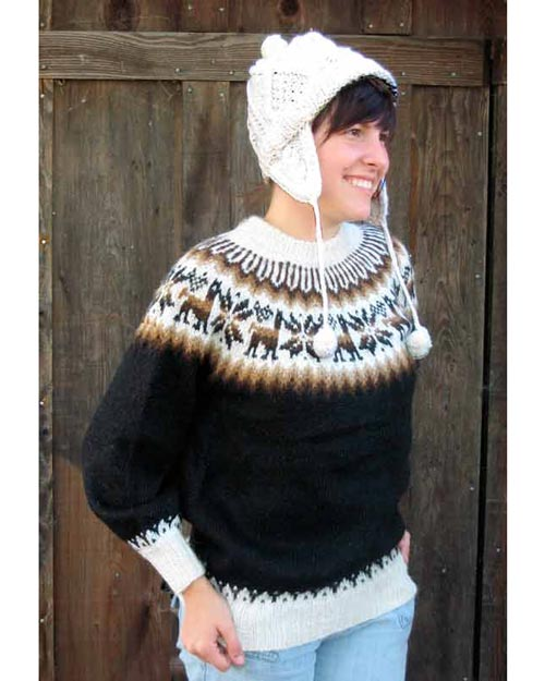 Alpaca Sweater, Unisex