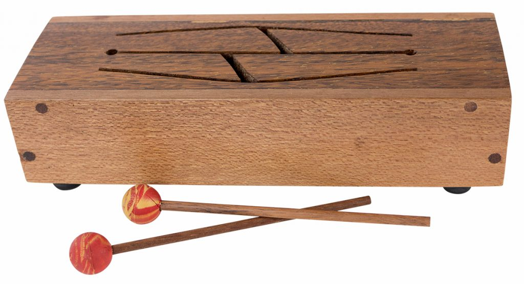 wooden tongue drum for sale turtle island imports. Black Bedroom Furniture Sets. Home Design Ideas