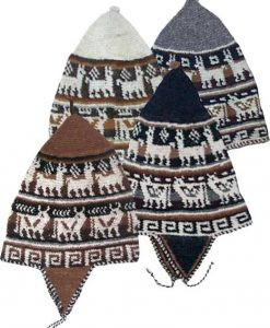 Alpaca Hat with Earflaps