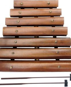 Bamboo Gamelan mallets included