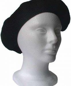 Cotton Tam - Black