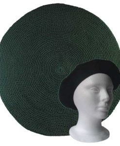 Cotton Tam - Forest Green
