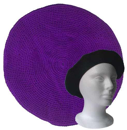 Cotton Tam - Purple
