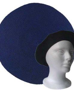 Cotton Tam - Navy Blue
