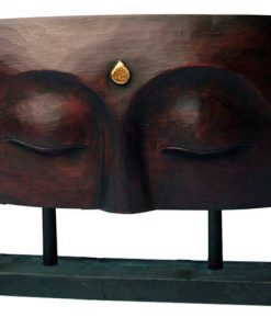 Buddha Head Stand