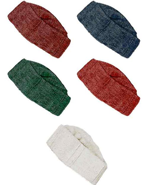 Thick Lined Wool Hats