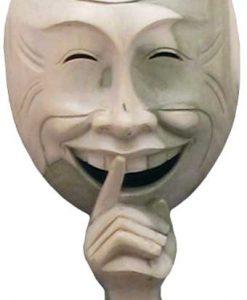 Bali Wood Mask Style G
