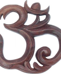 Medium OM Wood Carving