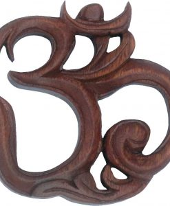 Small OM Wood Carving
