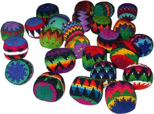Set of 25 Hacky Sacks