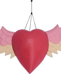 Winged Heart, 12 inches