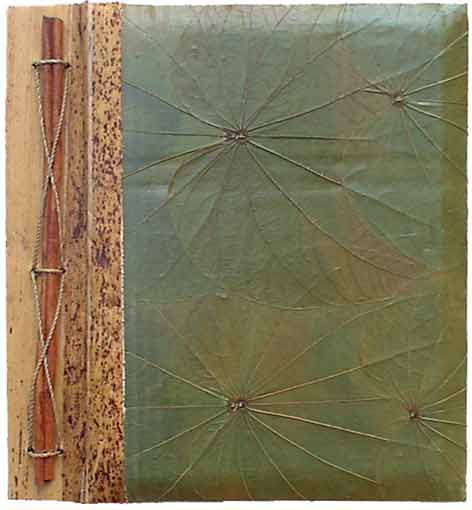 Large Handmade Paper Journal