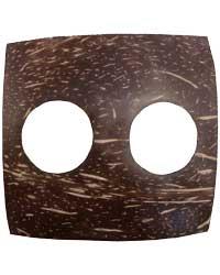 Coconut Rectangle Sarong Tie