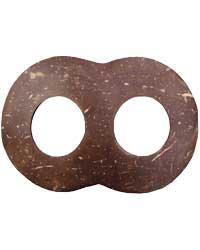 Coconut Infinity Sarong Tie