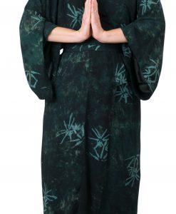 Kimono batik bamboo