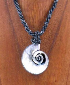 Conch Shape Shell Necklace