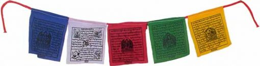 Mini Tibetan Prayer Flags