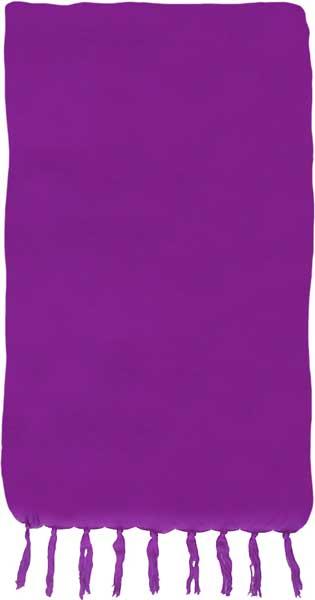Solid Royal Purple Sarong