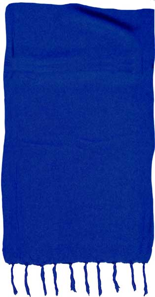 Solid Royal Blue Sarong