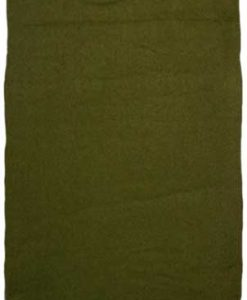 Solid Olive Green Sarong
