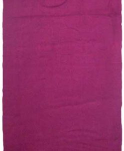 Solid Berry Wine Sarong