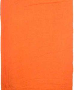 Solid Orange Sarong