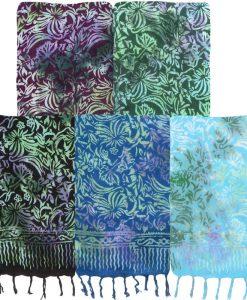 Garden Party Batik Sarong