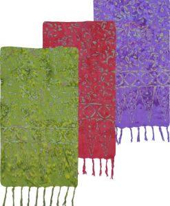 Floral Design Sarong