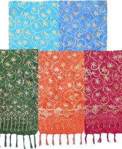 Floral Batik Sarong
