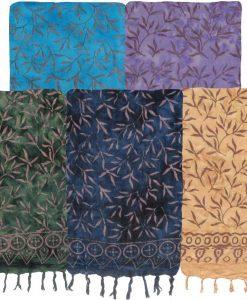 Blades of Grass Batik Sarong