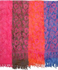 Batik Flower Sarong