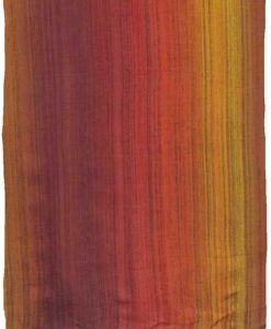 Brown, Red & Yellow Stripe Sarong