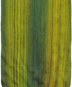 Green & Yellow Striped Sarongs