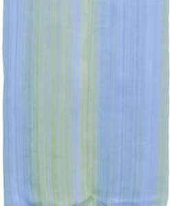 Light Blue & Light Green Stripe Sarong