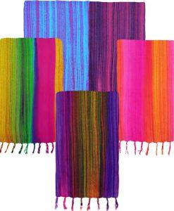 Multicolor Stripe Sarong