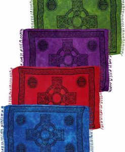 Celtic Cross Sarong