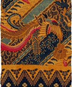 Traditional Batik Sarong, Design J