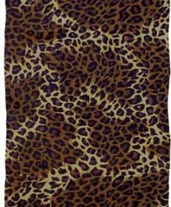 Animal Print Sarong of Leopard Spots