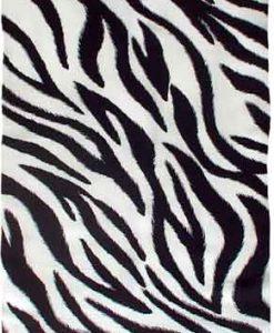 Zebra Stripes Animal Print Sarong
