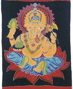 Ganesh Sarong, on high quality rayon