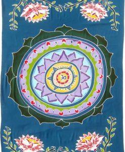 OM & Lotus Sarong