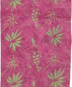 Mulberry Floral Premium Batik Sarong