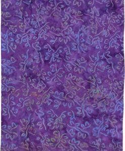 Purple Premium Batik Sarong