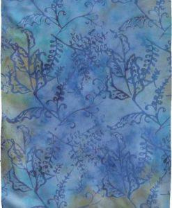 Periwinkle Blue Premium Batik Sarong