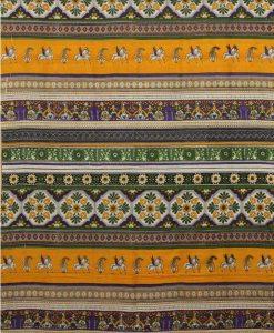 Kalamkari Print Bedspread