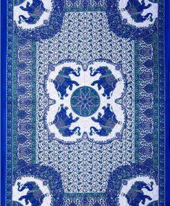Elephant Mandala Bedspread